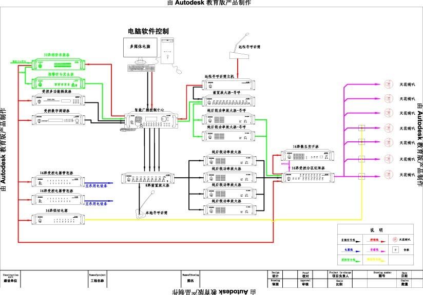 zoodo 344 只 安装于1-13层走廊及客房,还原声音 2 音量控制器 vf-6w